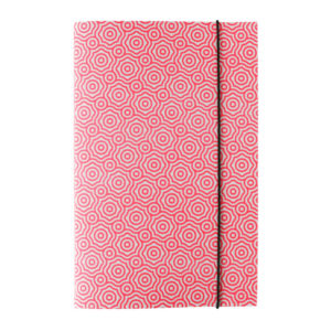 Notebook Brooklyn in Neonpink