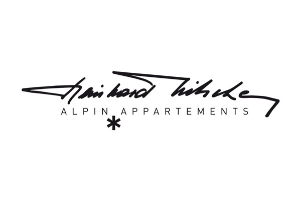 Designagentur - Logodesign Alpin Appartements Reinhard Tritscher